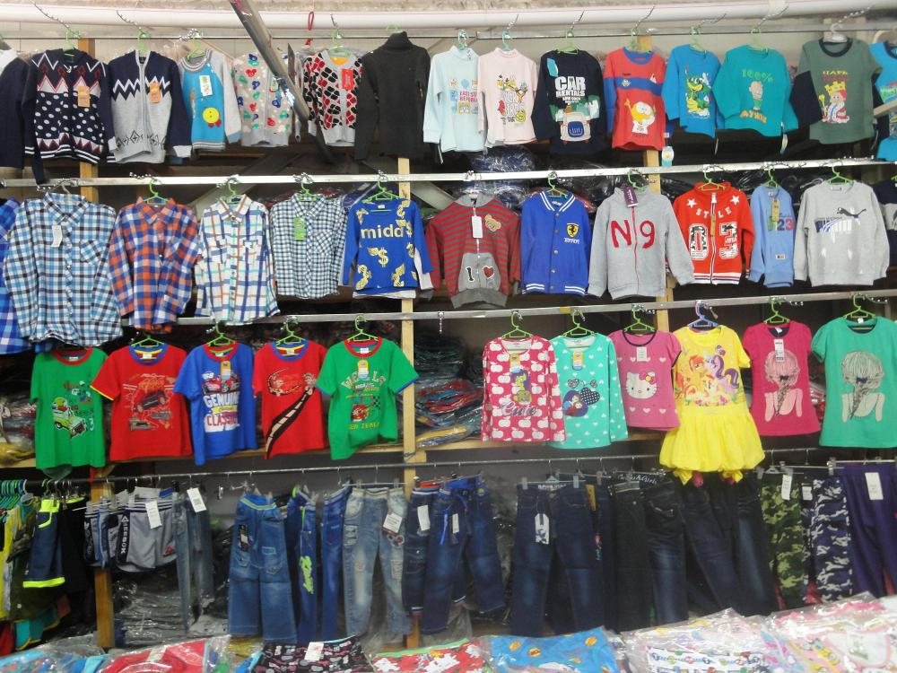 Одежда мелким оптом китай