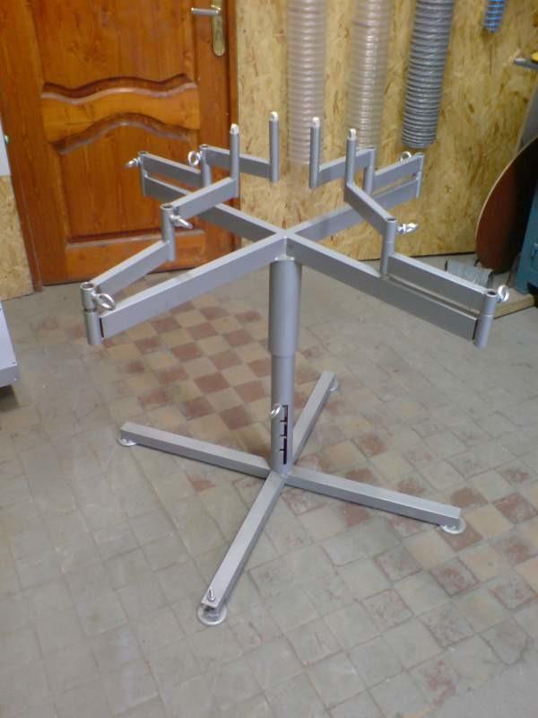 Малярный поворотный стол своими руками 68