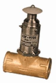 Электромагнитные импульсные клапана КЭГ-9720 Ду-15