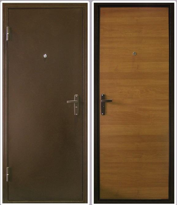 двери металлические подъездные в котельниках
