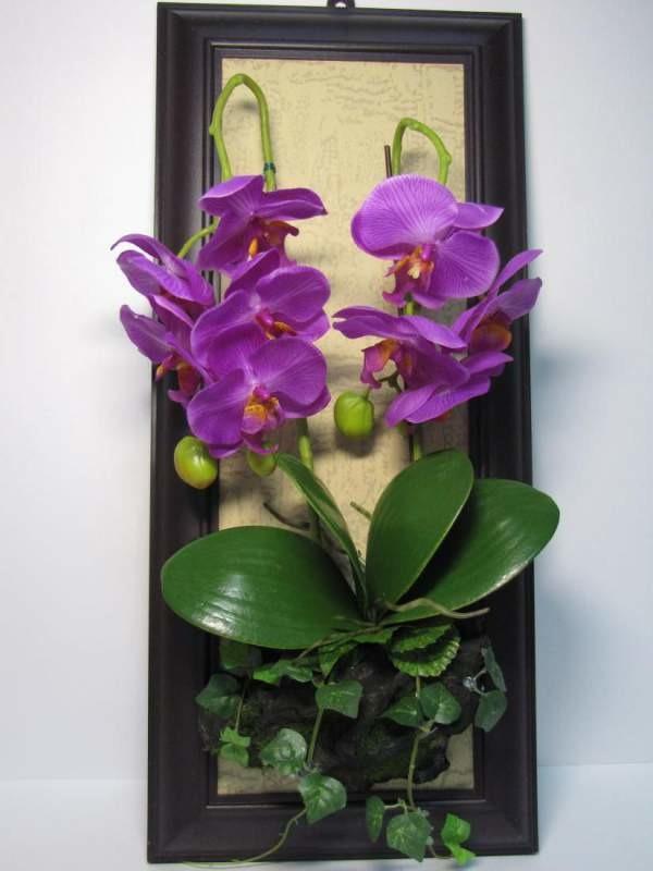 Орхидеи своими руками фото