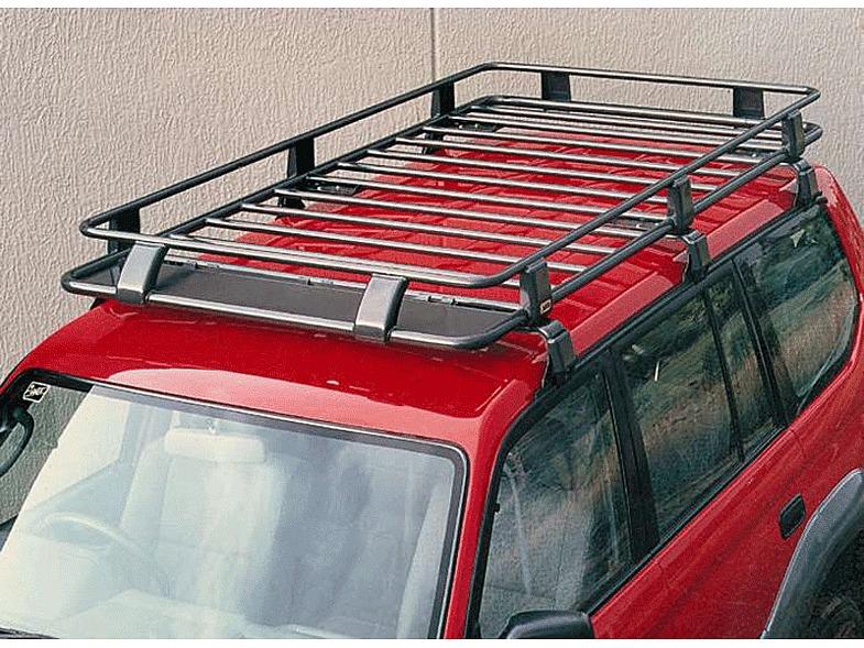 Автобагажники на крышу автомобиля своими руками