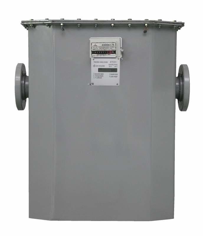 Счетчики газа мембранные G65