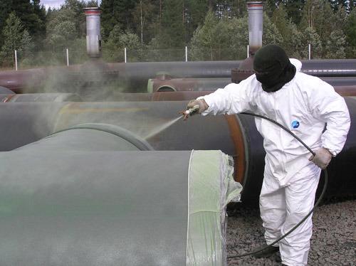 5. Покрытия для наружной поверхности резервуаров