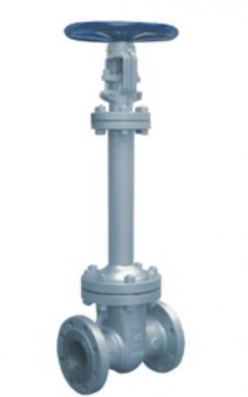 Арматура высокого давления – криогенные клапаны для низких температур