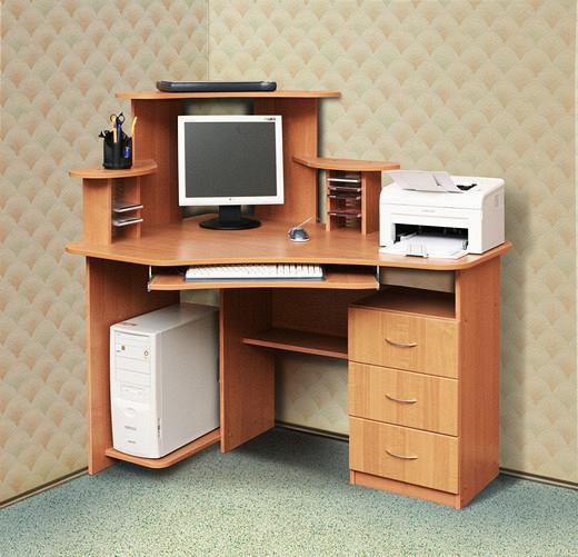 Столы компьютерные - будённовская мебельная компания, ооо бу.