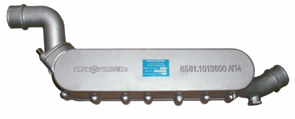 Трубчатый теплообменник для дизельного двигателя
