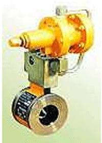 Регулятор давления с эластичным затвором
